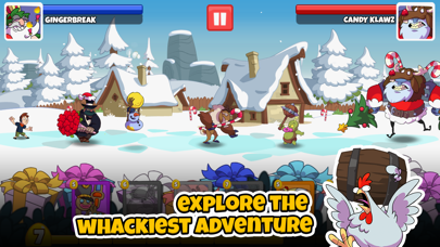 What The Hen: Enter Dragons! screenshot four