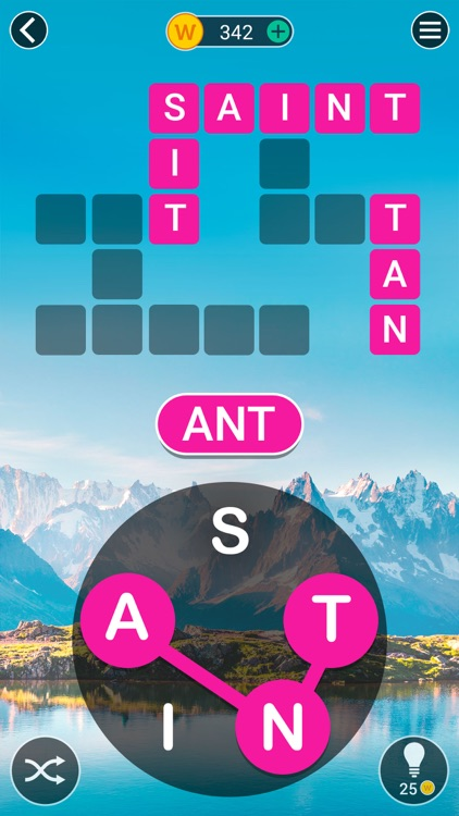 Crossword Jam: Puzzles & Games