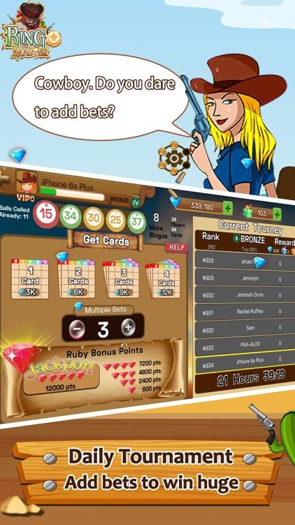 Bingo Master - Bingo & Slots