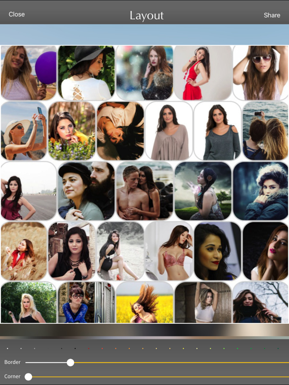 PicTouch:Photo Editor, Collage Screenshots