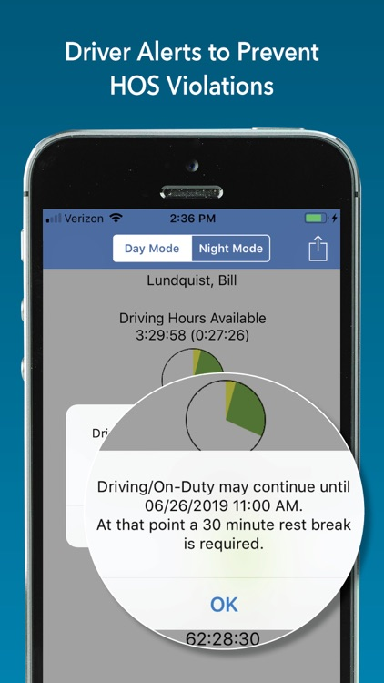 ENCOMPASS® ELD screenshot-3