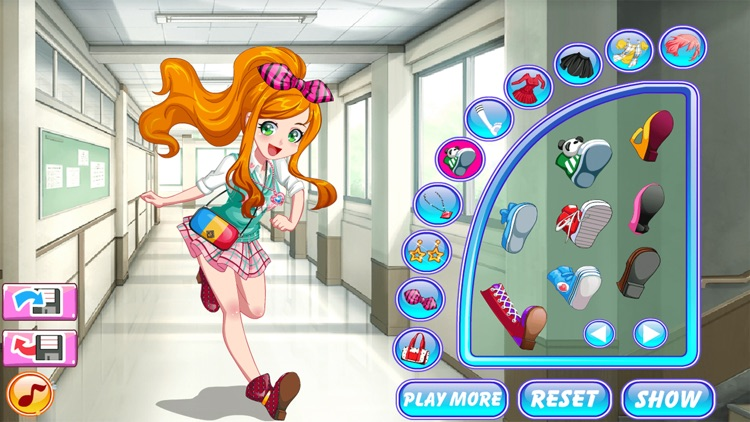 Dress Up Games, Late for Class
