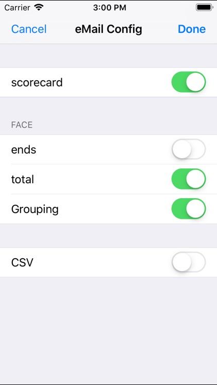 iArcheryScores screenshot-5