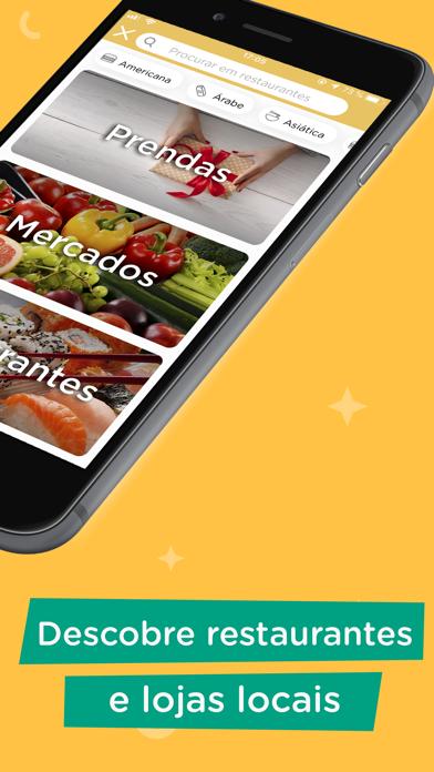 Screenshot for Glovo-Entrega de comida e mais in Portugal App Store