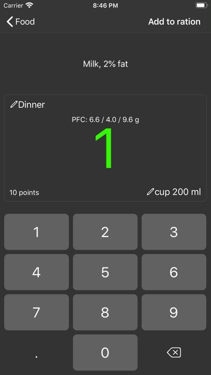 Low Carb (Kremlin) diet screenshot-4
