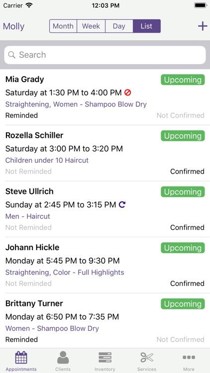 MyCuts - Salon Booking App screenshot-3