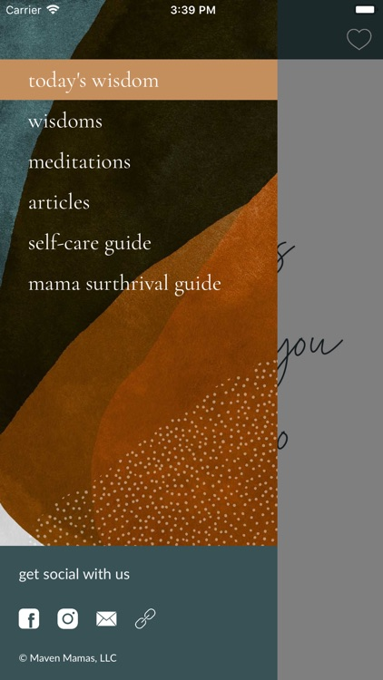 mama—daily self-care for moms
