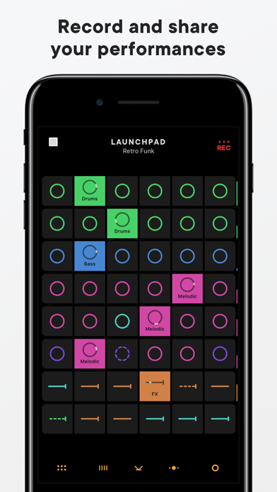 Launchpad: Make & Remix Music wiki review and how to guide