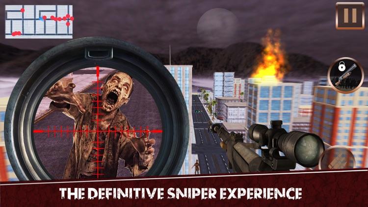 Undead Hunter FPS Sniper Shoot