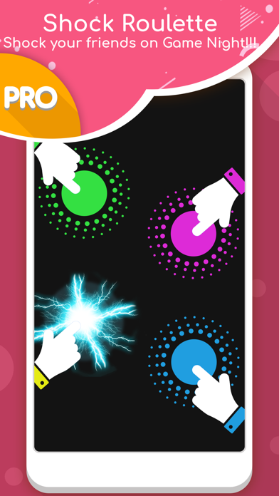 Tap Roulette ++ Pro Shock Screenshot 2