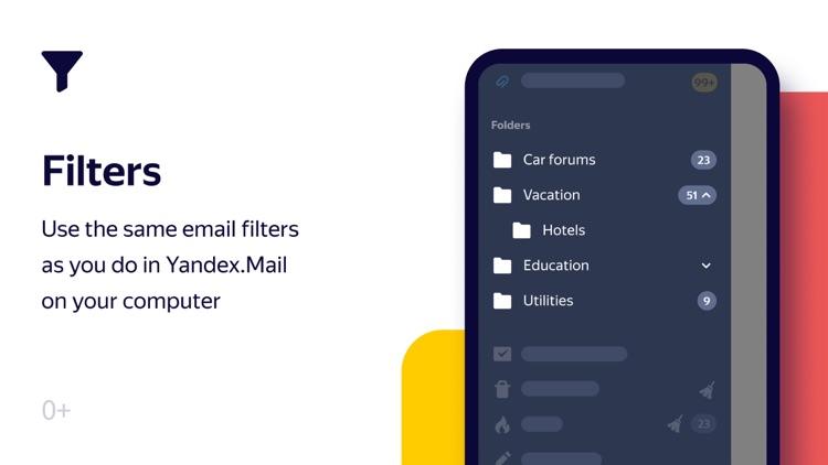 Yandex.Mail - Email App screenshot-6