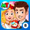 App Icon for My Town : Wedding Day App in Chile IOS App Store