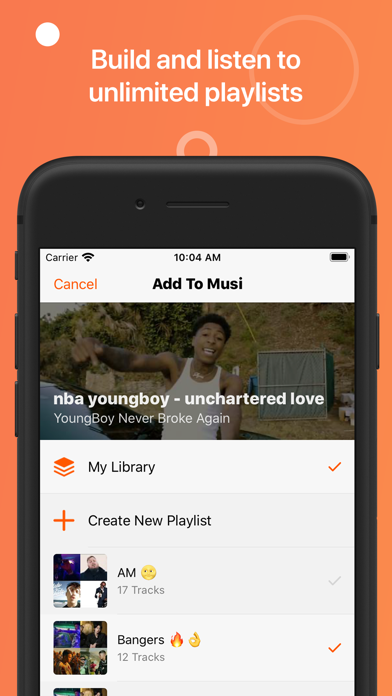 Musi - Simple Music Streaming wiki review and how to guide