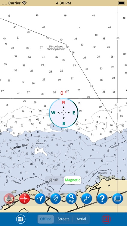 Maui-Lanai-Moloka'i Raster GPS screenshot-3