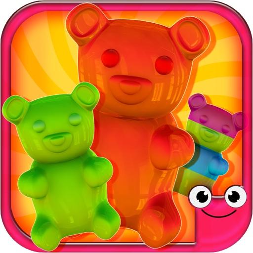 Конструктор конфет для детей-iMake Gummies