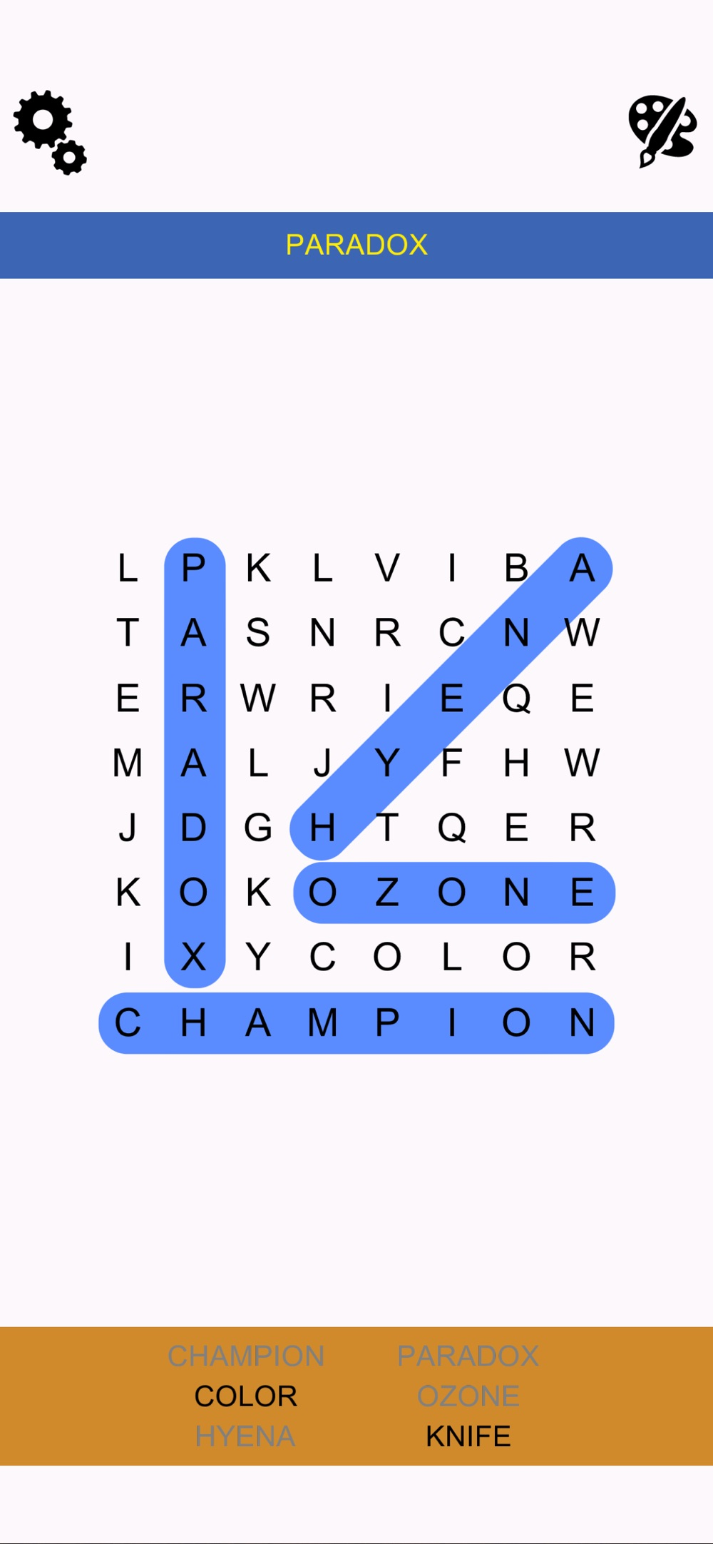 Word Search Epic hack tool