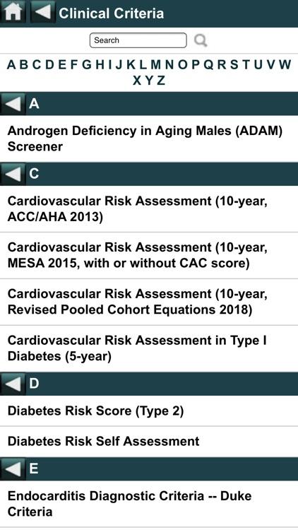 EBMcalc Endocrine screenshot-3