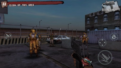 Screenshot for Zombie Frontier 3: Sniper FPS in France App Store