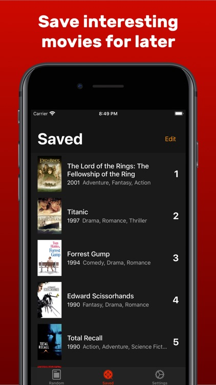 Random Movies for Netflix screenshot-3