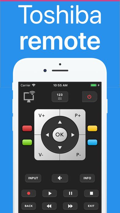 Toshy 東芝リモコン - toshiba remoteのおすすめ画像1
