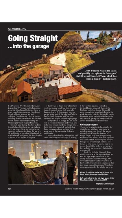 Narrow Gauge World Magazine screenshot-5