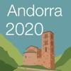 Andorra 2020 — offline map