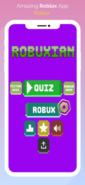 Roblox Tix Vision Free Robux On Ios 2019 Robux For Roblox 2020 On The App Store
