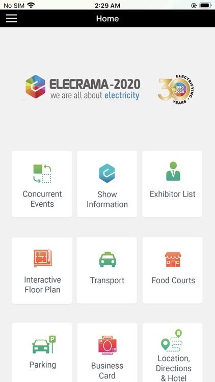 Elecrama 2020 By Indian Electrical Electronics Manufacturers Association