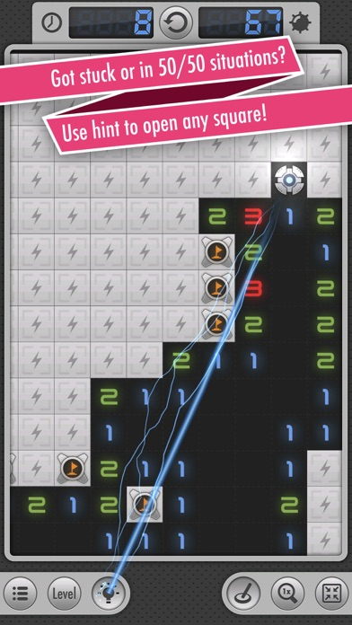 Screenshot #3 pour Démineur - Minesweeper Puzzle