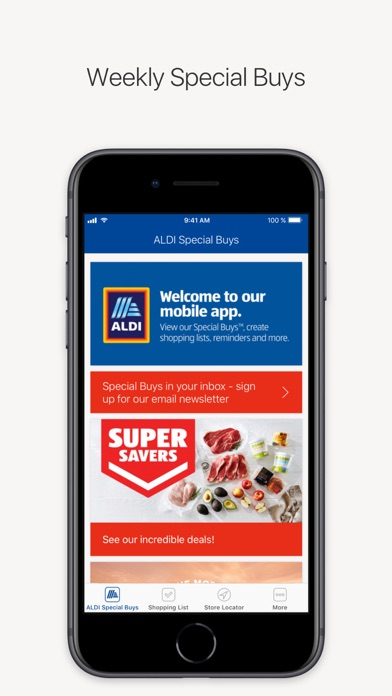 ALDI Australia for Windows