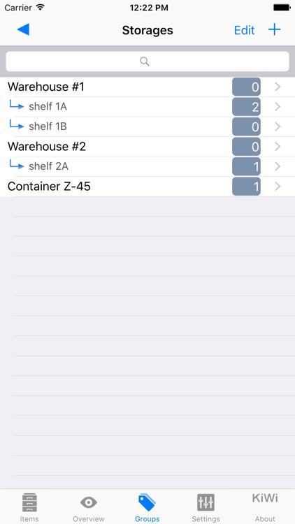 Stock Control Inventory screenshot-4