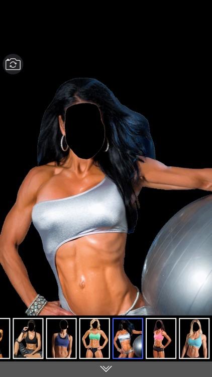 FitnessGirl Photo Fun