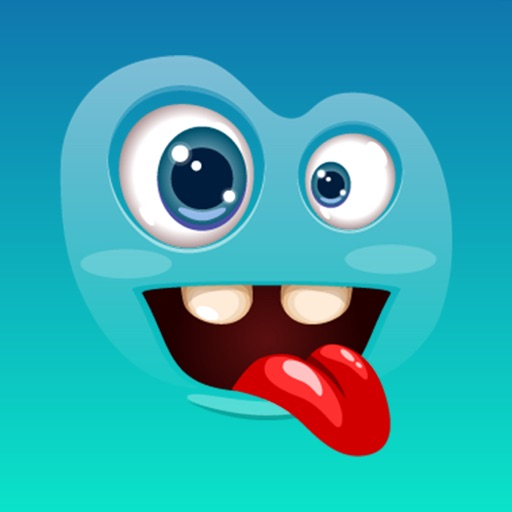 Funny emoticons - Stickers