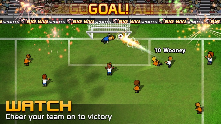Big Win Soccer: World Football