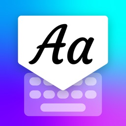 Dope Fonts for iPhone Keyboard