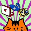 Kikimoji Fun - Cat Sticker