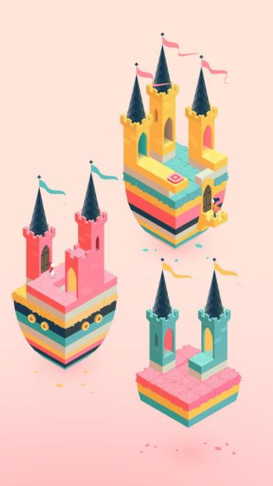 Screenshot for Monument Valley 2 in Italy App Store