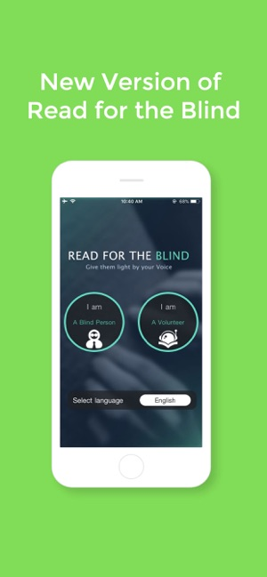 Read for the Blind บน App Store