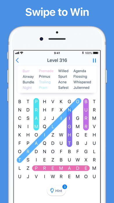 Word Search - Crossword Game for windows pc