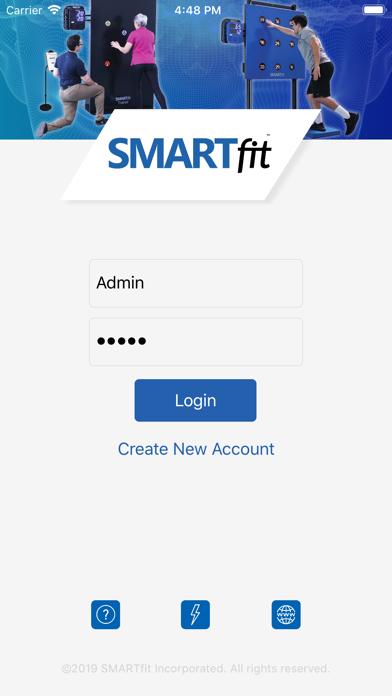 SMARTfit - Seize the Now screenshot one