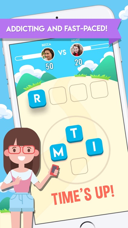 Word with Friends screenshot-4