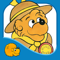 App Icon for Berenstain Bears Hurry to Help App in Colombia IOS App Store