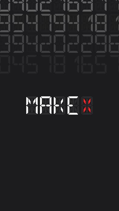 MakeX - Mathematical Puzzle screenshot 1