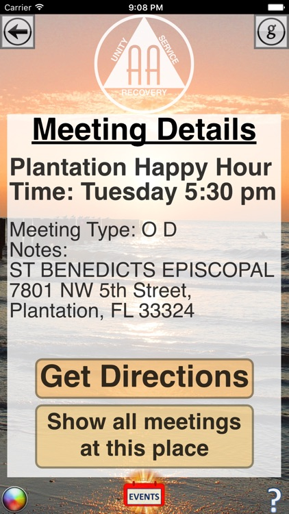 South Florida AA Meetings screenshot-3