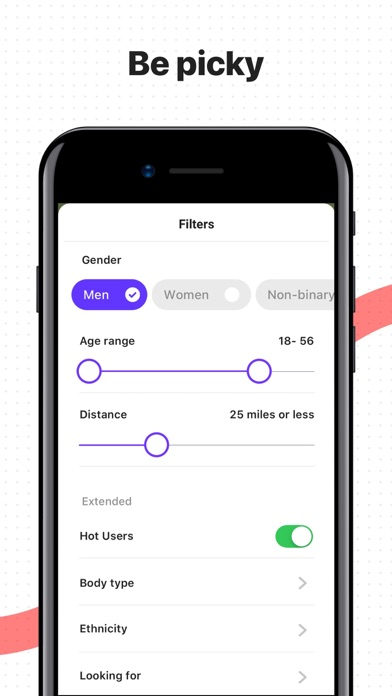 Hily - Dating App for Singles app image