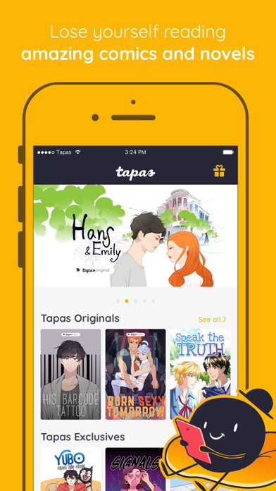 Top 10 Apps like WebComics - Daily Manga in 2019 for iPhone