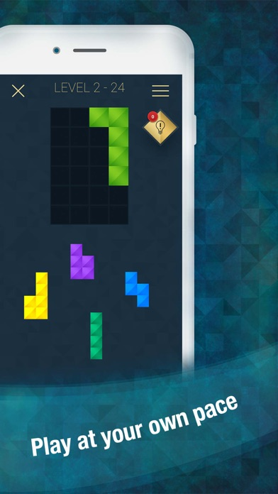 Infinite Block Puzzle screenshot 3