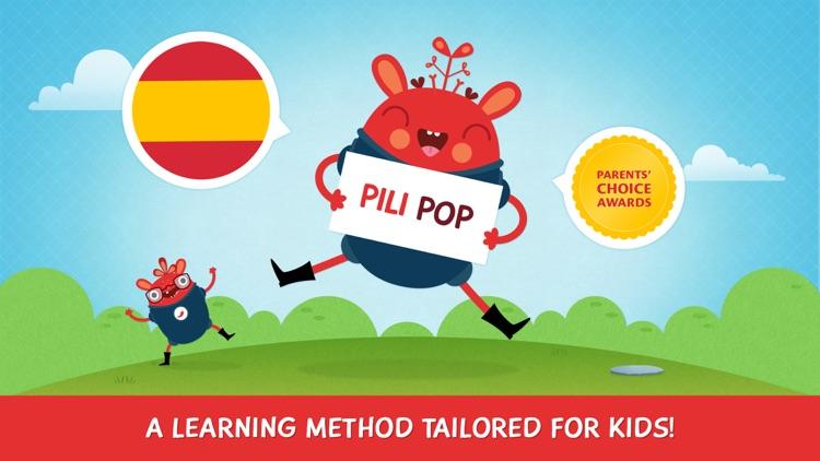 Pili Pop Español screenshot-0