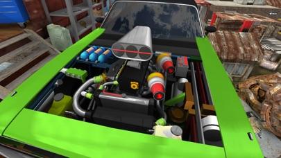 車を修理する: クラシックマッスル2 - ジャンクヤード!のおすすめ画像7