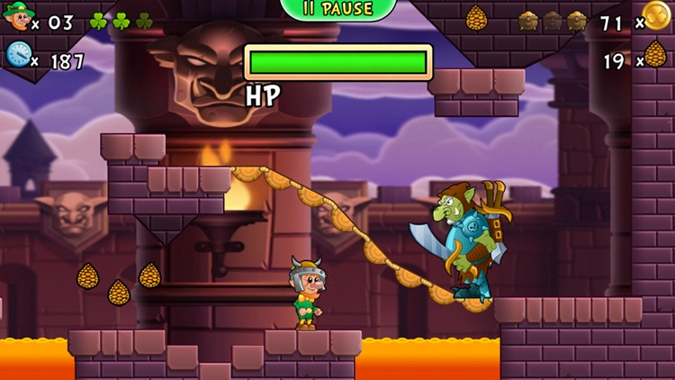 Lep's World 3 - Jumping Games screenshot-4